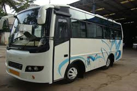 21 seater mini bus