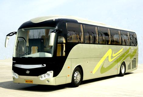 36 Seater Luxury Bus